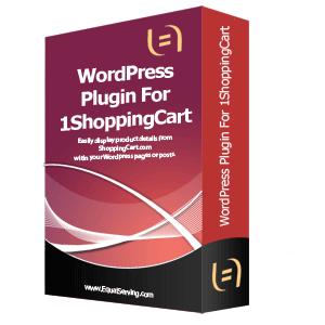 Wordpress Plugin For 1Shoppingcart
