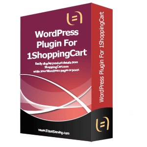 Wordpress Plugin For 1Shoppingcart