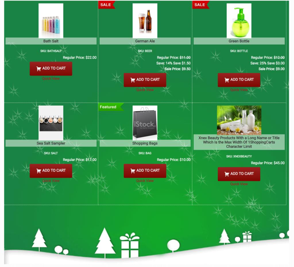 es1sc holiday screenshot