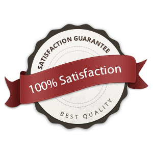 satisfaction guarantee return policy