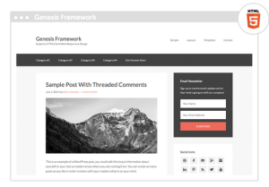 Why I Use StudioPress's Genesis Framework and Themes For WordPress Sites