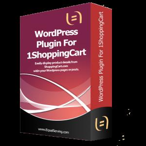 Wordpress Plugin for 1ShoppingCart.com Product Shot