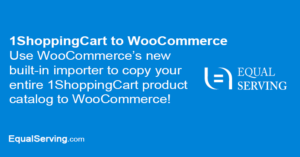 Import Products Hosted on 1ShoppingCart Into WooCommerce WordPress