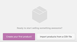 woocommerce import from csv