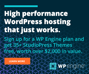 WPEngine Website Hosting